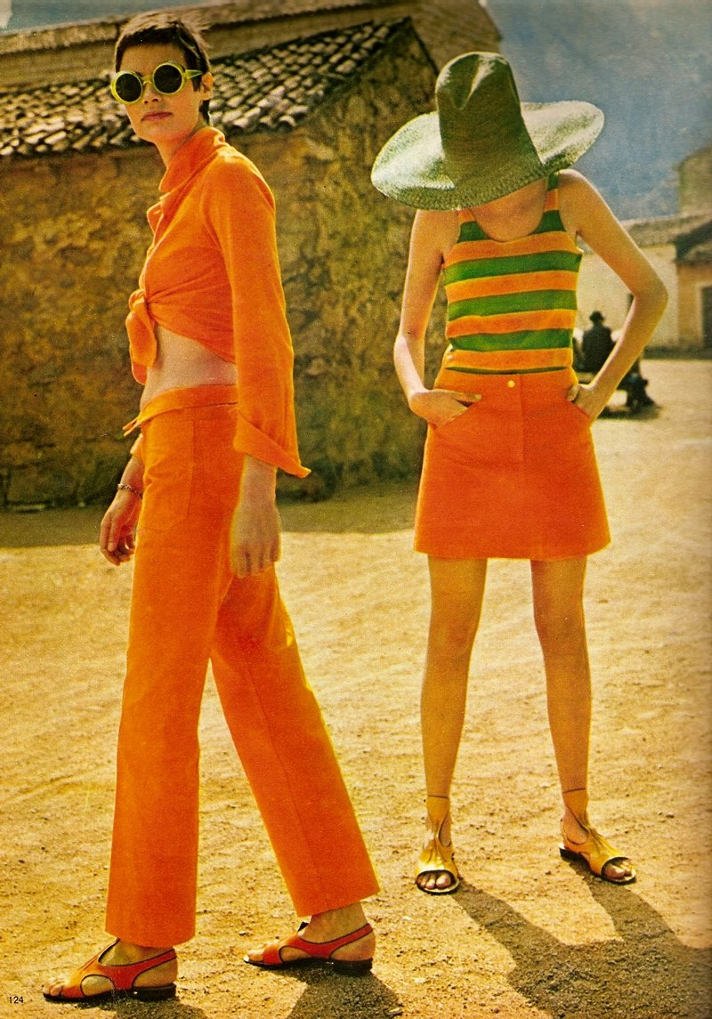New Fashion In The 1960s History Of Clothing Styles With Pictures