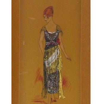 womens fashion 1917 - Roseau