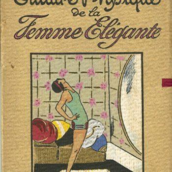 Womens fashion 1921 - Culture Physique de la Femme Elegant Cover