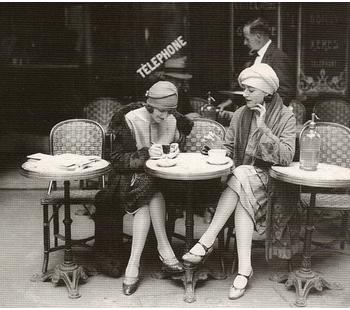 create the look 1920s
