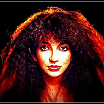 1980s Vintage Fashion.Kate_Bush