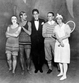 1920s mens fashion - Le_Train _Bleu
