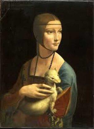 European millinery styles-ladies medieval cap