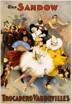 trocadero burlesque