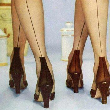 1940s Stockings-nylon-stockings