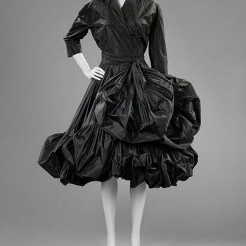 Cristóbal Balenciaga Cocktail gown, 1951