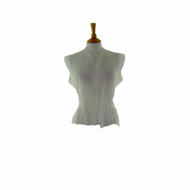 1960s Vintage blouse