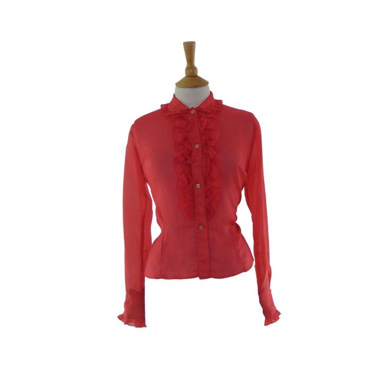 Vintage 1960s blouse