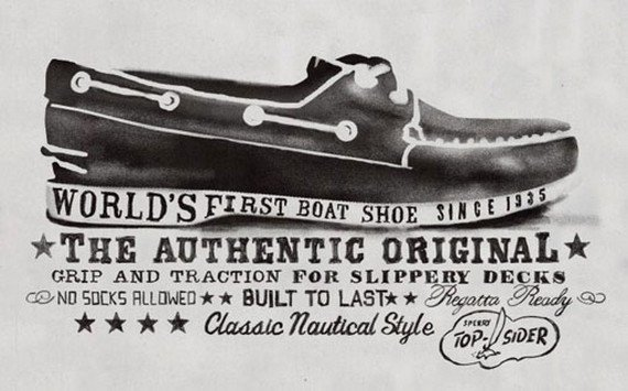 Boat shoes history & popular brands - Vintage Clothing - Blue 17