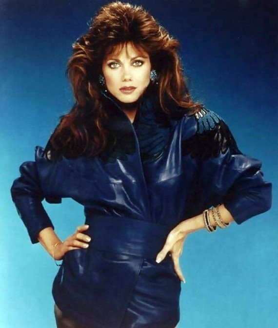 Shoulder pads & Power Dressing - Fashion in the 1980s
