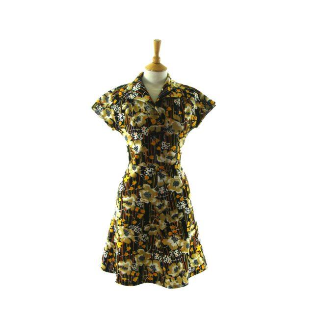 vintage 1970s dress