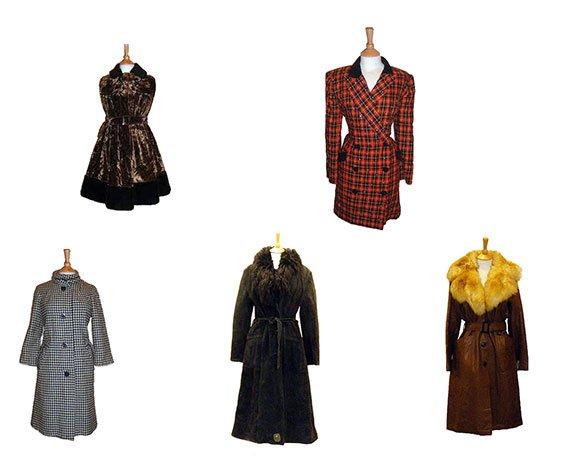 womens vintage coats - 570x456