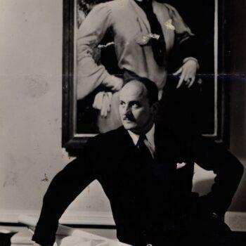 Pierre Balmain, 1954