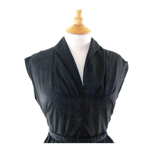Black-1950s-vintage-dress-close-up