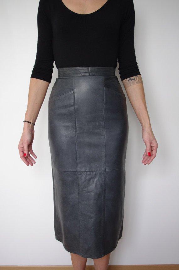 Leather Skirts Uk - Dress Ala
