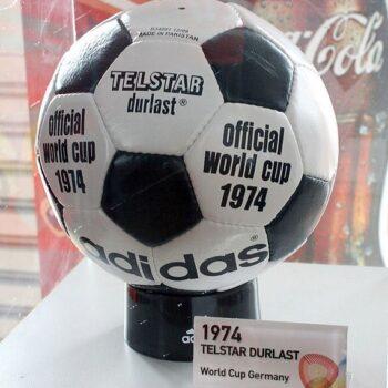 Vintage Adidas Telstar football