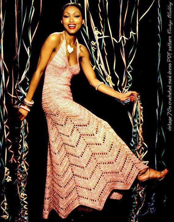 1970 Vintage dresses Astonish