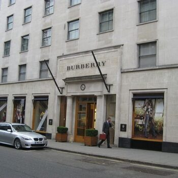Vintage Burberry_London