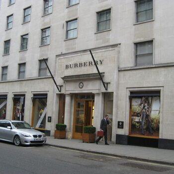 Vintage Burberry_London