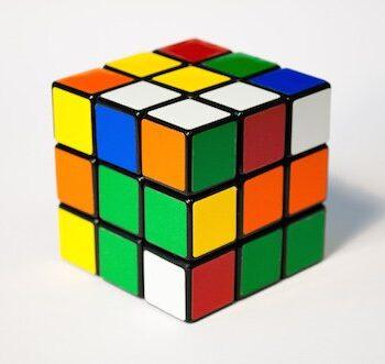 Rubiks Cube.