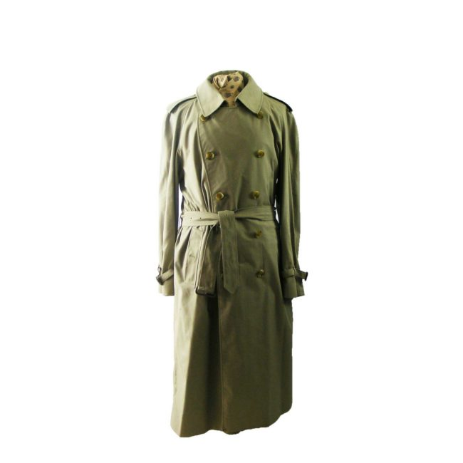 Mens Beige Burberry Trench coat