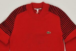 vintage Lacoste sweaters-Lacoste sweater