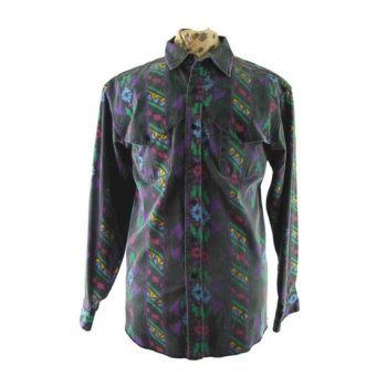 1990s vintage shirts - South-Western-90s-Shirt