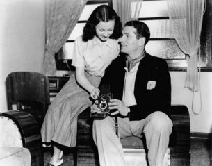 Sir Laurence Olivier and Vivien Leigh, 1948