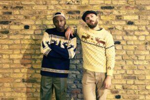 Vintage Scandinavian sweaters-Kiko & Rico
