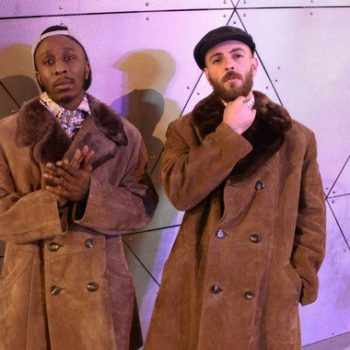Mens coats- Vintage sheepskin coats-from Blue17