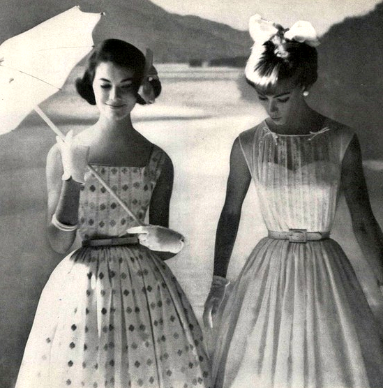 50s fashion – key looks of the decade