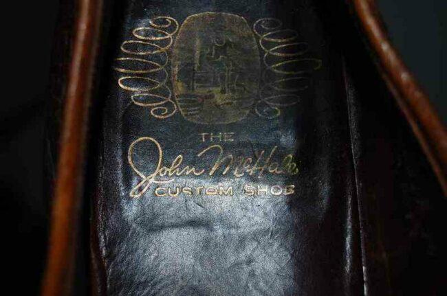 Inside 60s John McHale Shoes