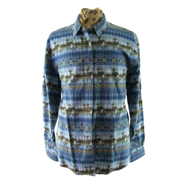 90s south western shirt