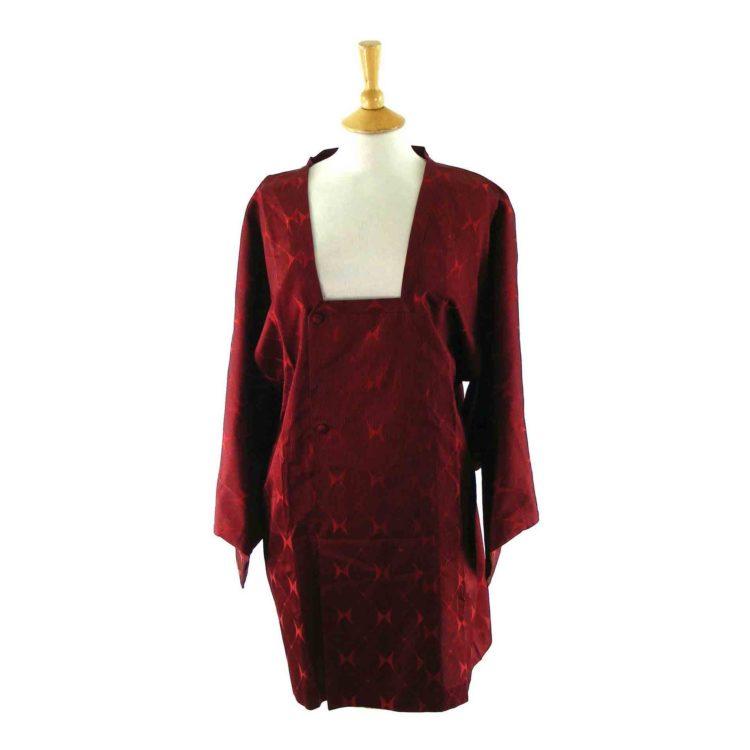 Red Michiyuki jacket