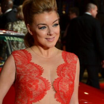 Inside Vogue - Sheridan Smith, 2013