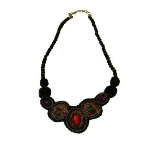 vintage costume jewellery-necklace