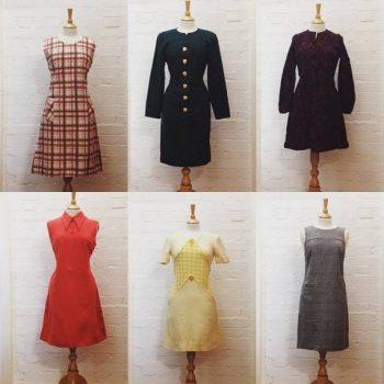 70s & 80s dresses