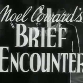 Celia Johnson - Brief encounter