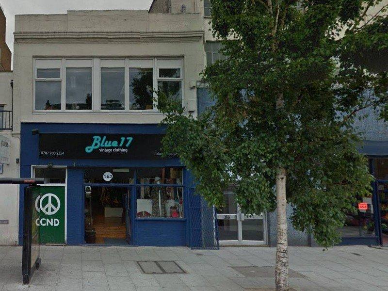 Vintage shops uk - 800x600