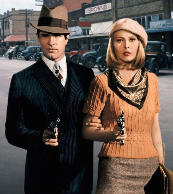 outfits in the 1960s - Bonnie and Clyde