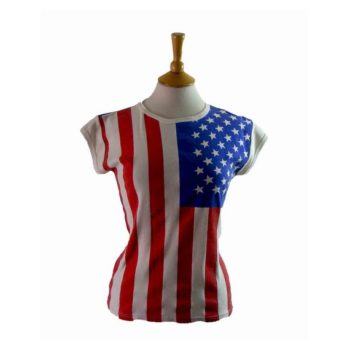 80s Stars n Stripes T Shirt