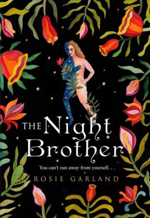 The NIght Brother by Rosie Garland. Courtesy Borough Press.