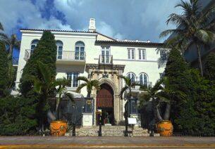 Gianni Versace mansion, casa casuarina