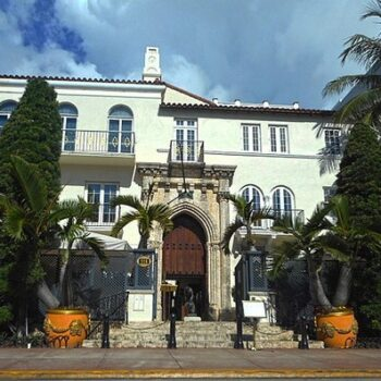 Gianni Versace mansion, casa casuarina