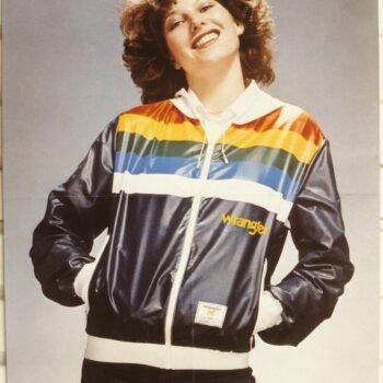 vintage wrangler jackets - Vintage Wrangler advert