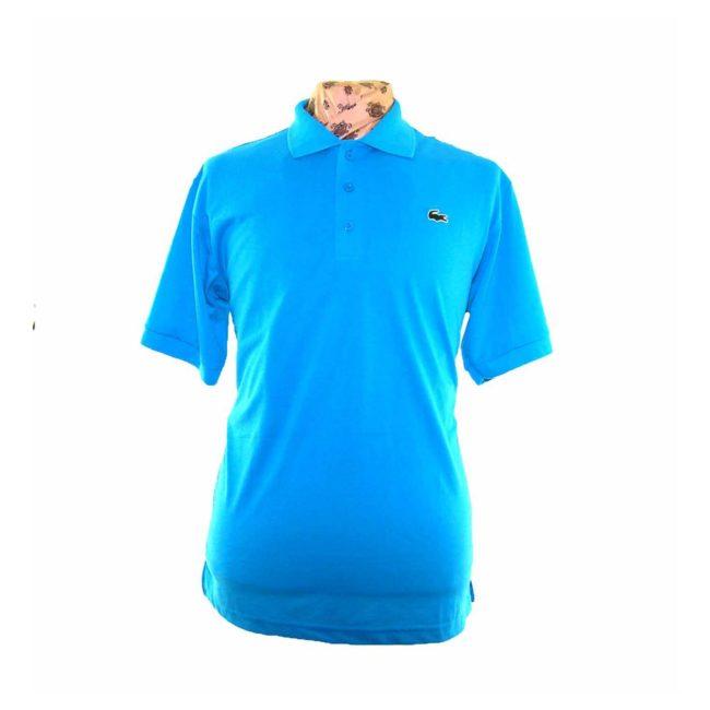 Lacoste Bright Blue Polo Shirt