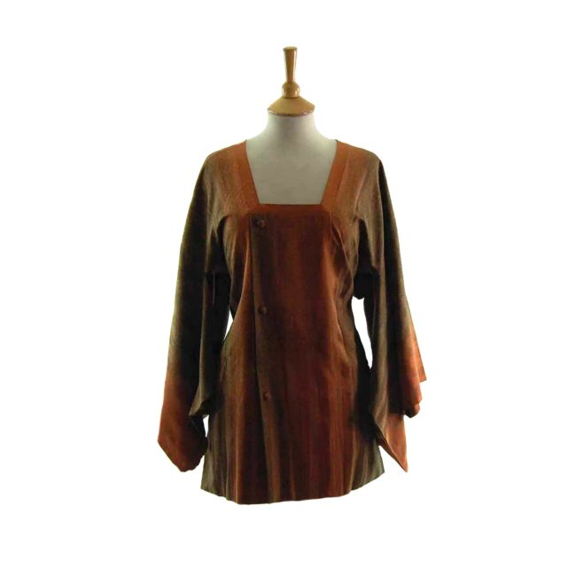 Brown Copper Michiyuki Jacket