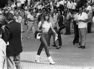 80s style tops-Buenos Aires-1983.