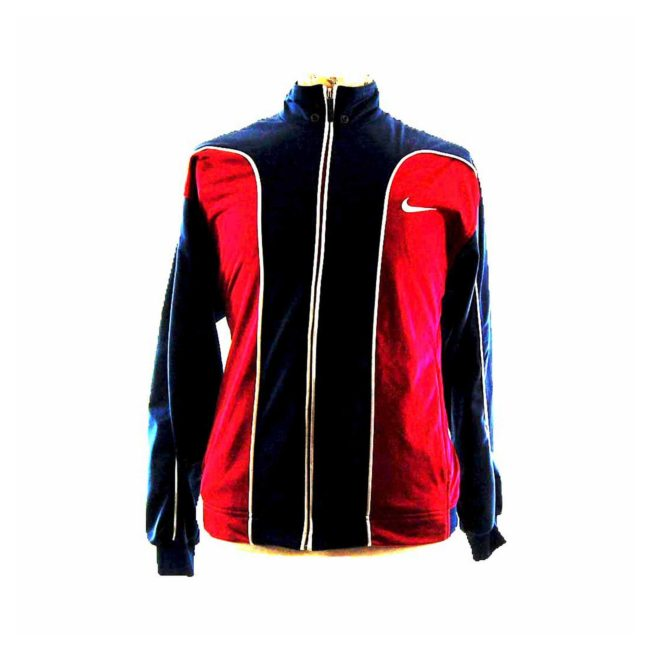 90s Mens Nike Tracksuit Top
