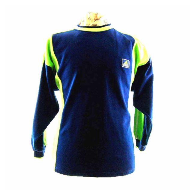 Mens Blue Adidas Sweatshirt